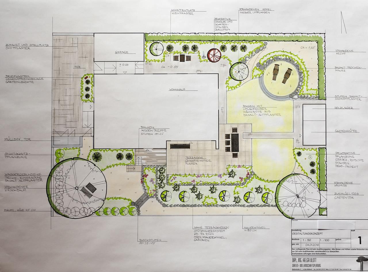 Dipl. Ing. Helga Ulott Gartengestaltung - Musterpläne und -gärten ... size: 1280 x 946 post ID: 0 File size: 0 B